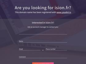 ision.fr