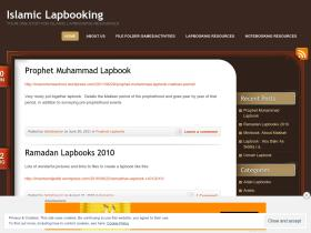islamiclapbooking.wordpress.com