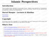 islamicperspectives.com