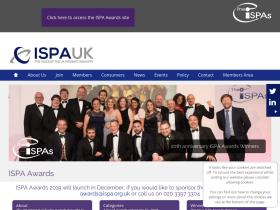 ispaawards.org.uk