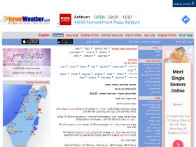 israelweather.co.il