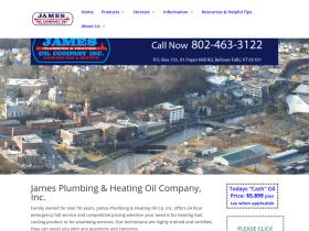 jamesfuels.com