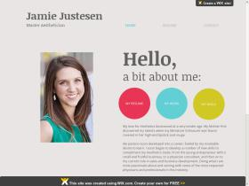 jamiejustesen.com