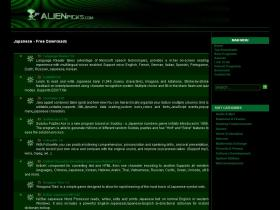 japanese.alienpicks.com