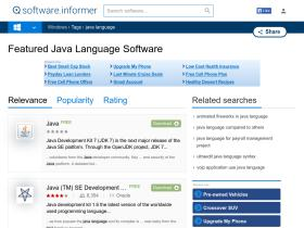 java-language.software.informer.com