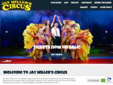 jaymillerscircus.co.uk
