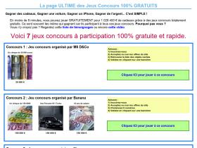 jeuxconcours.be