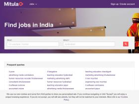 jobs.mitula.in