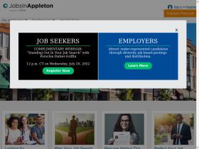 jobsinappleton.com