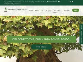johnhanbybonsai.co.uk