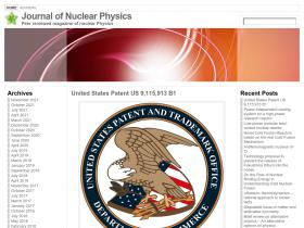 journal-of-nuclear-physics.com