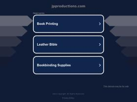 jpproductions.com