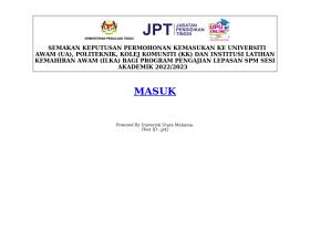 jpt.uum.edu.my