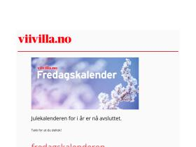 jul.viivilla.no