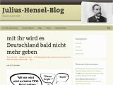 julius-hensel.com