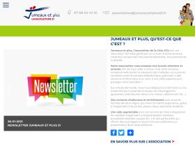 jumeauxetplus21.fr