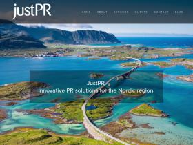 justpr.co.uk