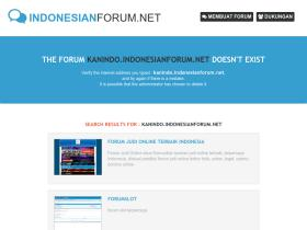 kanindo.indonesianforum.net