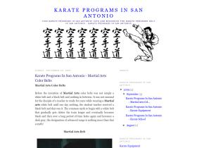 karate-programs-in-san-antonio.blogspot.com