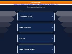 kayakcentre.co.za
