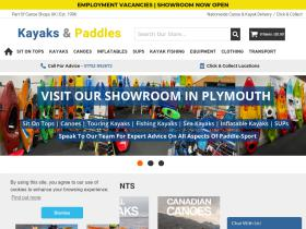 kayaksandpaddles.co.uk