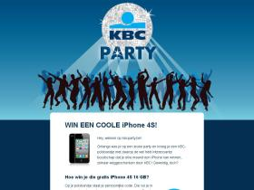 kbcparty.be