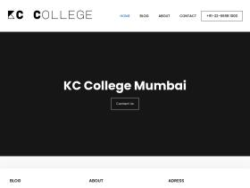 kccollege.org.in