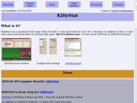 kdirstat.sourceforge.net