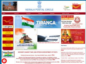 keralapost.gov.in