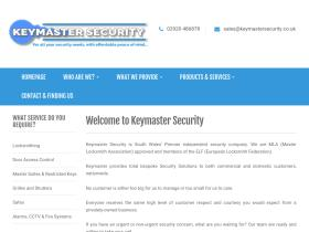 keymastersecurity.co.uk