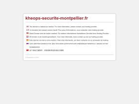 kheops-securite-montpellier.fr