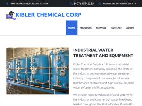 kiblerchemical.com