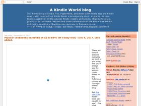 kindleworld.blogspot.com