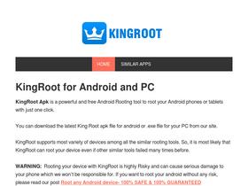 King-root net Analytics - Market Share Stats & Traffic Ranking