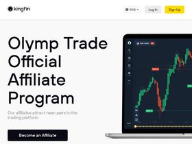 Kingfin Com Traffic Ranking Marketing Analytics Similarweb