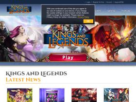 kingsandlegends.com