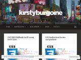 kirstyburgoine.co.uk