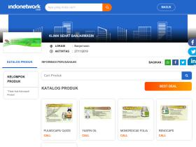 kliniksehati.indonetwork.co.id