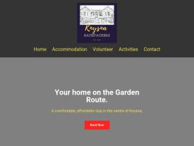 knysnabackpackers.co.za