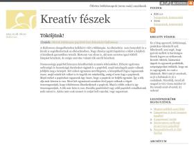 kreativfeszek.blog.hu