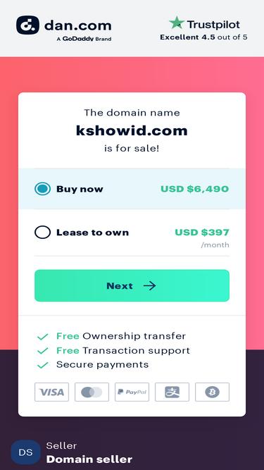 Kshowid.com Analytics - Market Share Stats & Traffic Ranking