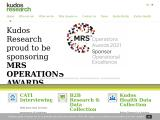 kudosresearch.com