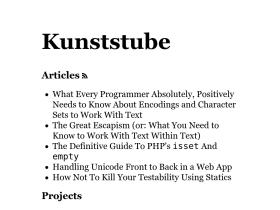 kunststube.net