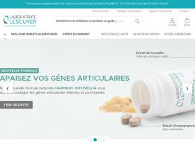 laboratoire-lescuyer.com