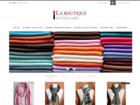laboutiquedufoulard.fr
