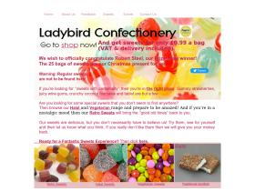 ladybirdconfectionery.co.uk