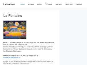 lafontaine.net