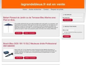 lagrandebleue.fr