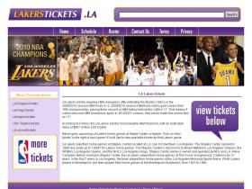 lakerstickets.la