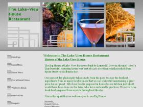 lakeviewhouserestaurant.com